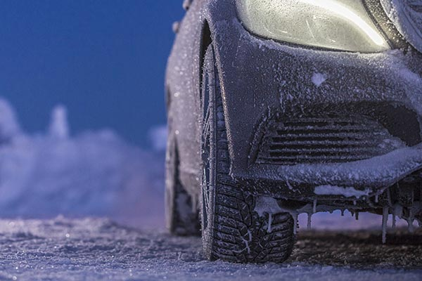 Snow Tyres - Why Snow Tyres Work