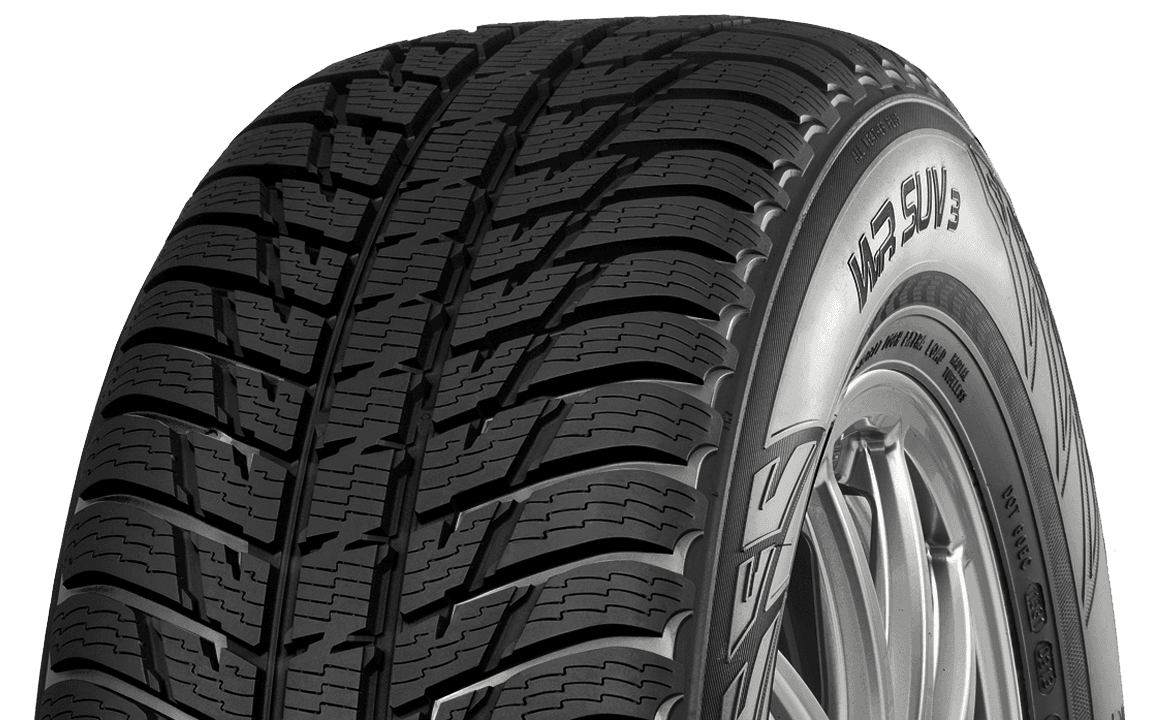 Snow Tyres - Nokian WR SUV 3