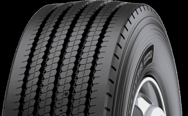 Snow Tyres - Nokian Truck F