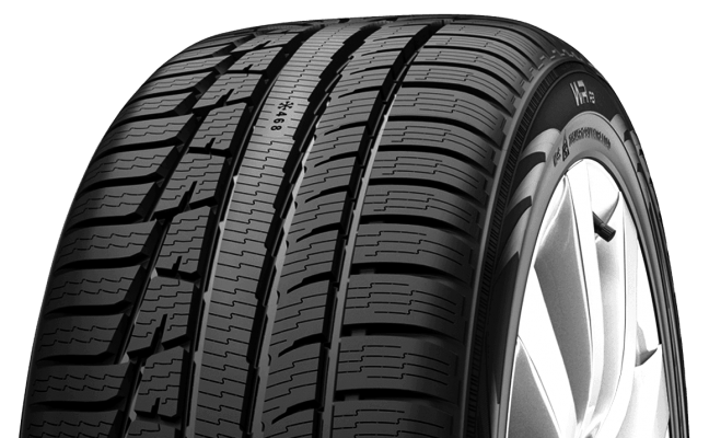 Snow Tyres - Nokian WR A3