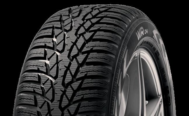 Snow Tyres - Nokian WR D4