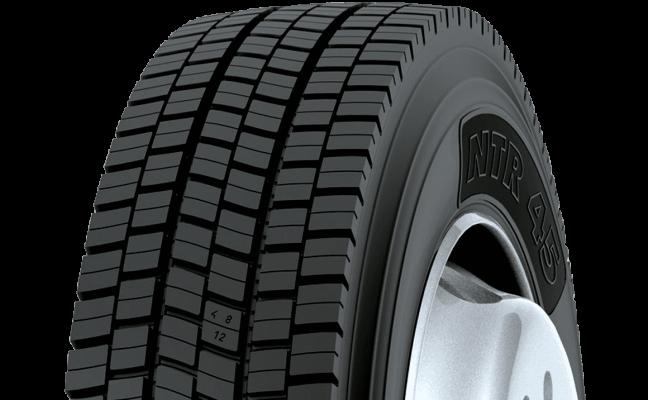 Snow Tyres - Nokian NTR 45