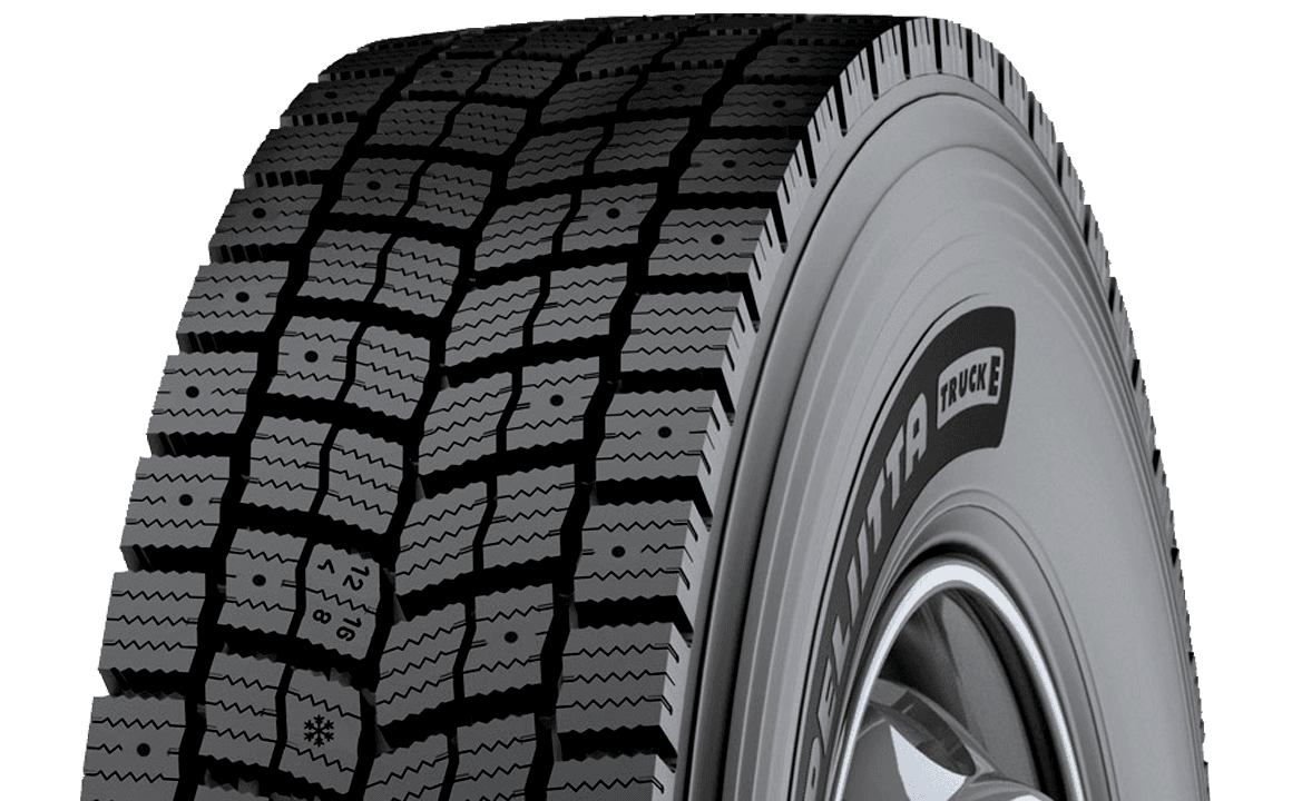Snow Tyres - Nokian Truck E
