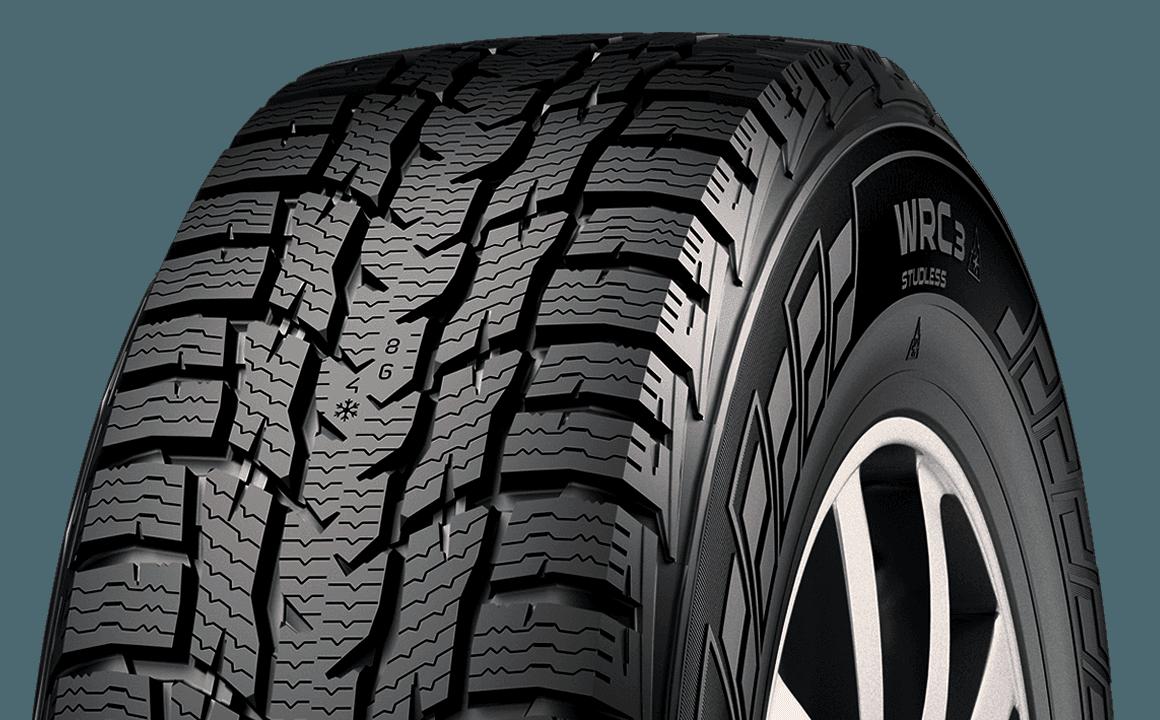 Snow Tyres - Nokian WR C3