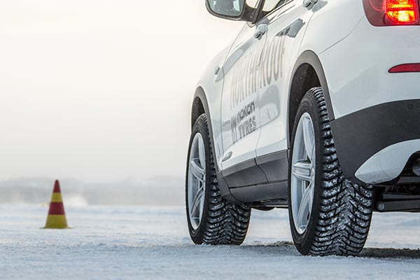 Snow Tyres - Severe Conditions Testing