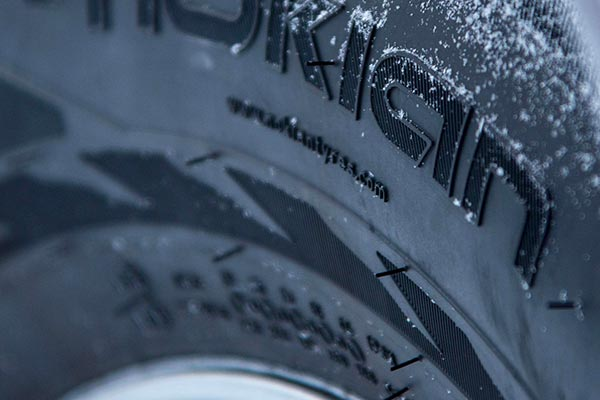Snow Tyres - Tyre Markings Explained