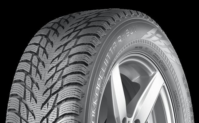 Snow Tyres Nokian Hakkapeliitta R3 SUV
