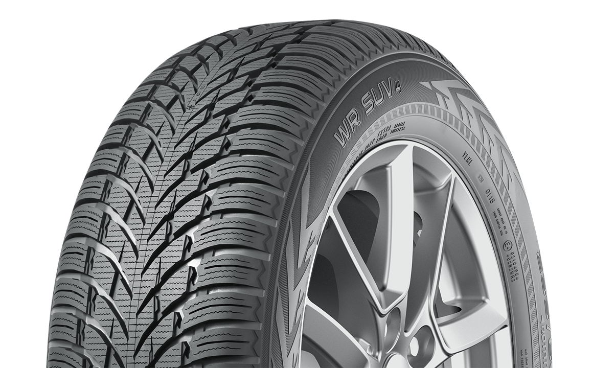 Snow Tyres Nokian WR SUV 4